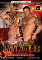 Playing with Fire: 4 Alarm Gay Porn Movie