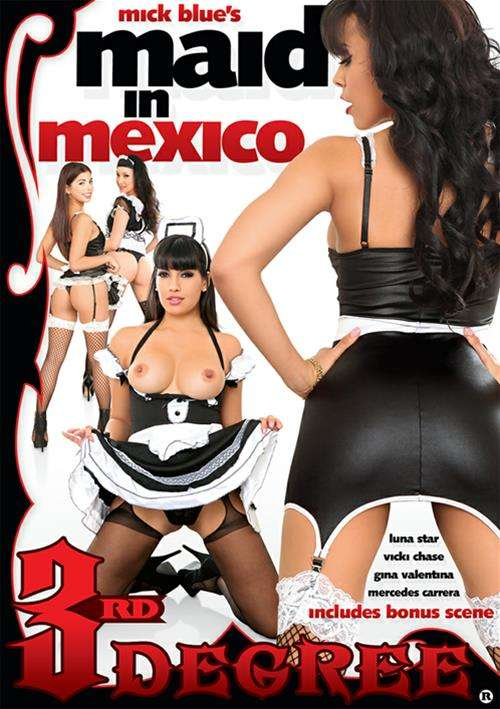 Maid In Mexico 2016  Adult Dvd Empire-2049