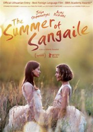 The Summer of Sangaile porn DVD from Strand Releasing.