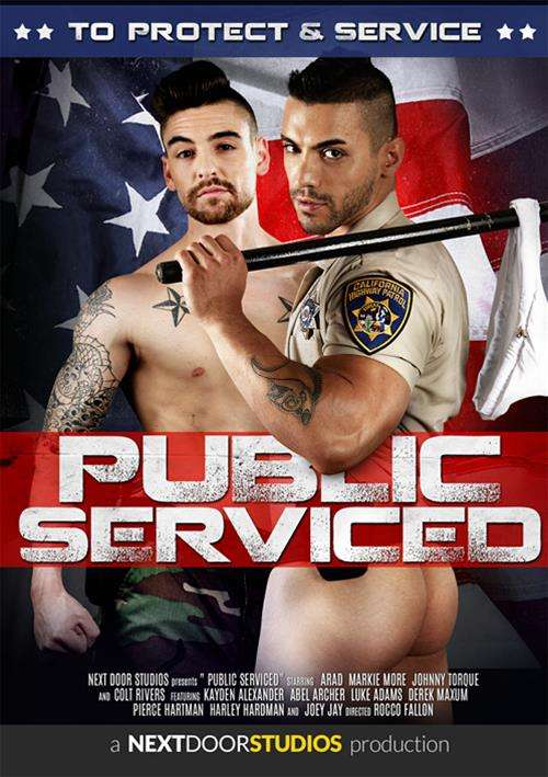 Public Serviced  Boxcover