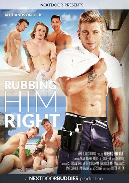 Gay dvd 3 muscle hunks guys rubbing