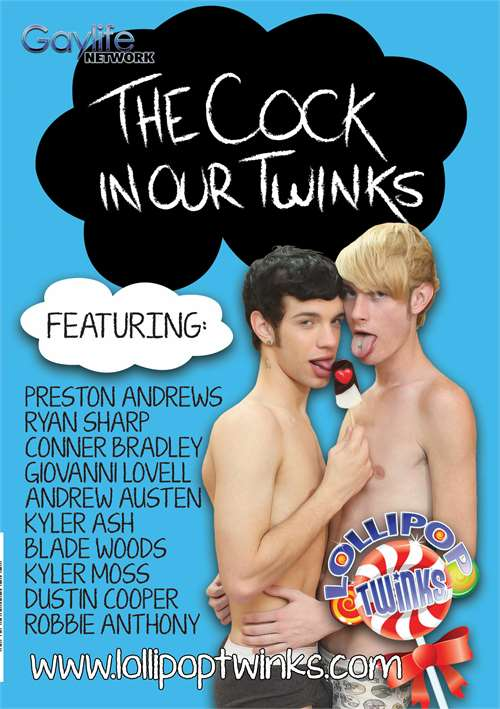 Cock in our Twinks, The Boxcover