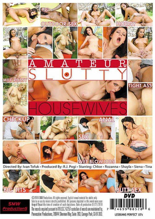 amateur slutty housewives (2016) | adult dvd empire