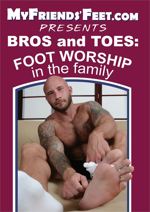 Bros And Toes: Foot Worship In the Family Boxcover