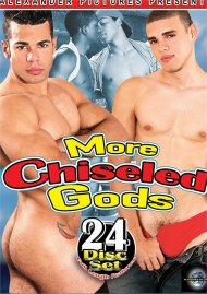 More Chiseled Gods (24-Pack) Gay Porn Movie
