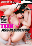 Teen Ass-ploration Porn Video