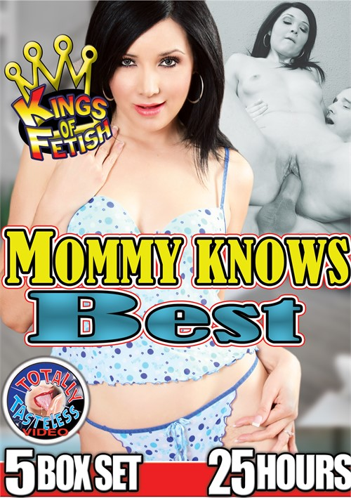 Mommy Knows Best (5-Pack)