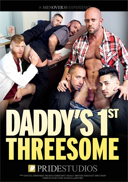 Daddy's 1st Threesome Boxcover