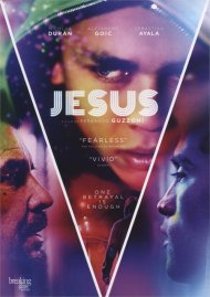 Jesus gay cinema DVD from Breaking Glass Pictures.