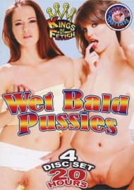 Wet Balled Pussies (4-Pack)