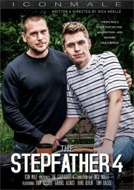 The Stepfather 4 gay porn DVD shot in HD.