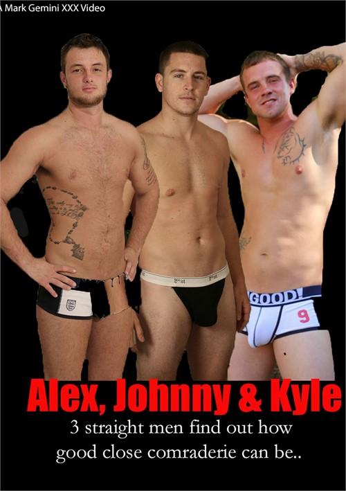 Alex, Johnny & Kyle Boxcover