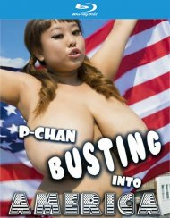 P-Chan Busting Into America Blu-ray