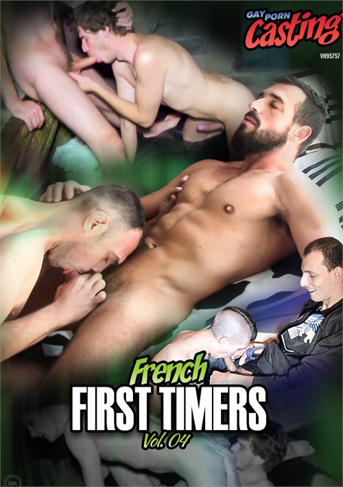 French First Timers Vol. 4 Boxcover