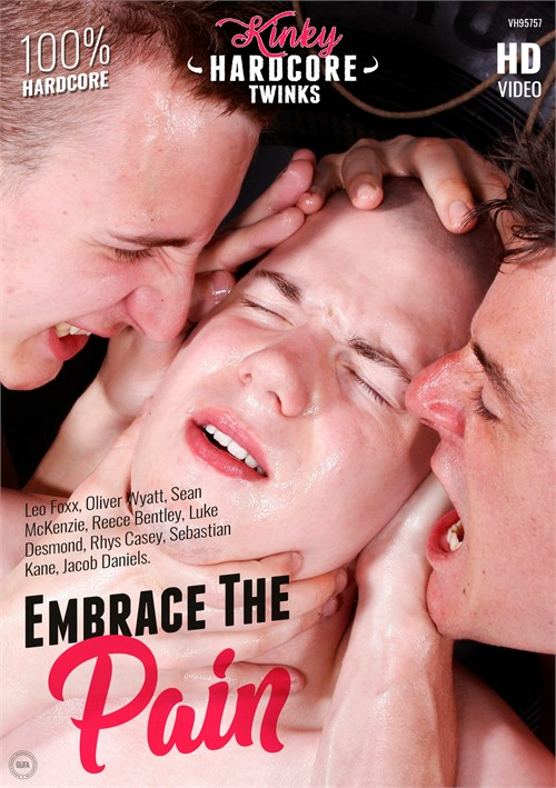 Embrace the Pain Boxcover