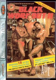 Black Workout #2 Porn Video