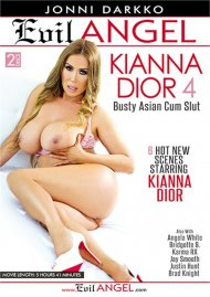 Kianna Dior: Busty Asian Cum Slut 4