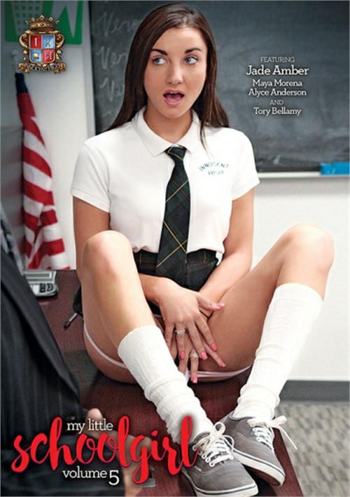 School Girl natural tits