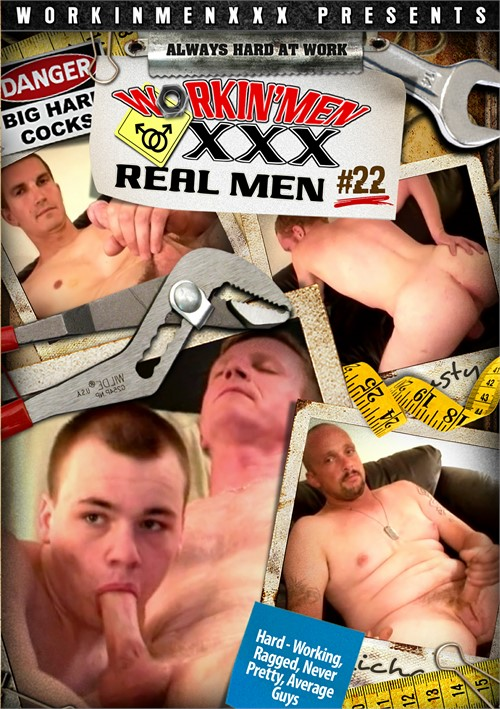 Real Men 22 Boxcover