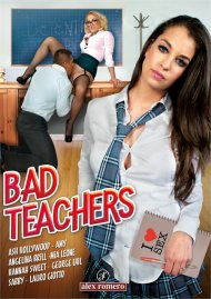 Bad Teachers HD porn video from Alex Romero.