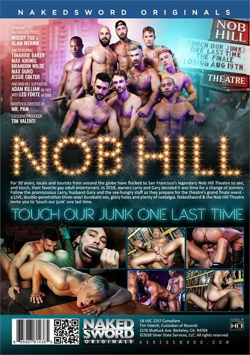 Nob Hill Cover Back