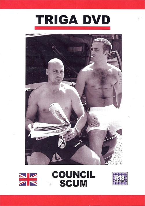 Council Scum Cover Front