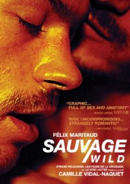 Sauvage/Wild gay cinema DVD from Strand Releasing