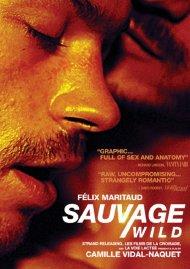 Sauvage/Wild gay cinema DVD starring Felix Maritaud.