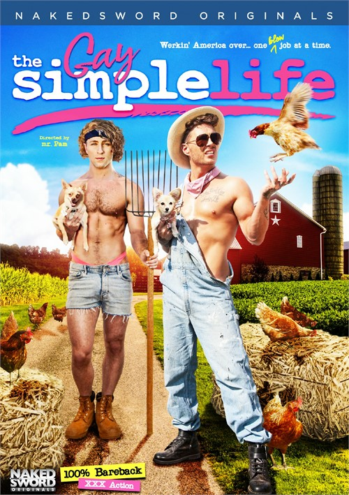 The Gay Simple Life Cover Front