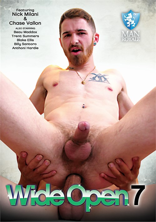 Wide Open 7 Boxcover