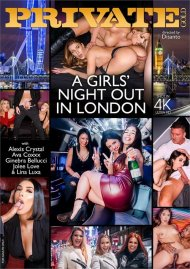 Girls' Night Out In London, A porn video from Private.