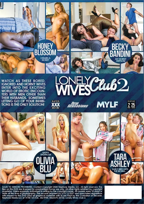 Lonely Wives Club 2 Boxcover