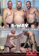 3-Way Liam Greer - El Fuego - Jackson Wade Boxcover