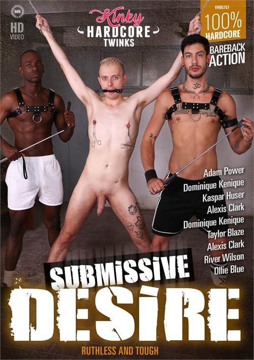 Submissive Desire Boxcover
