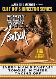 Every Mans Fantasy: Leon Gucci Triple Feature Porn Movie