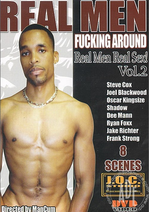 Real Men Real Sex! 2 Boxcover