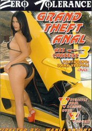 Grand Theft Anal 3 Porn Movie