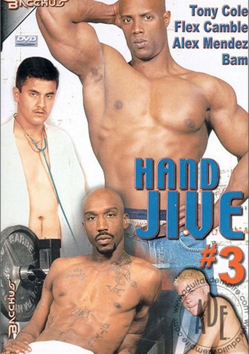 Hand Jive #3 Boxcover