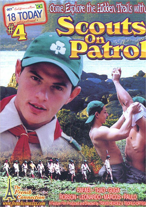 18 Today International #4: Scouts on Patrol Boxcover