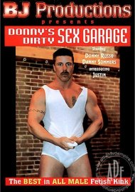 Donnys Dirty Sex Garage Porn Movie