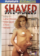 Shaved She-Males Porn Movie