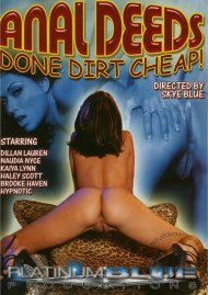 Anal Deeds Done Dirt Cheap! Porn Video