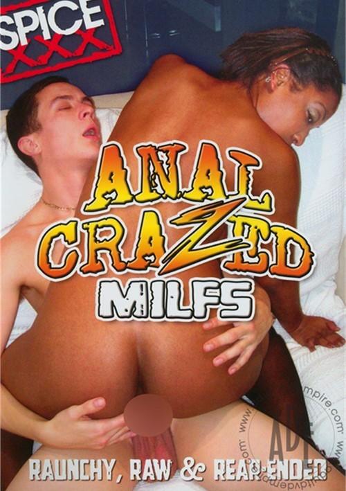 Anal crazed milf