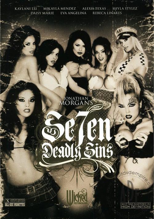 Seven deadly sins porno
