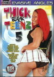 Thick Black Teenz 5 Porn Video