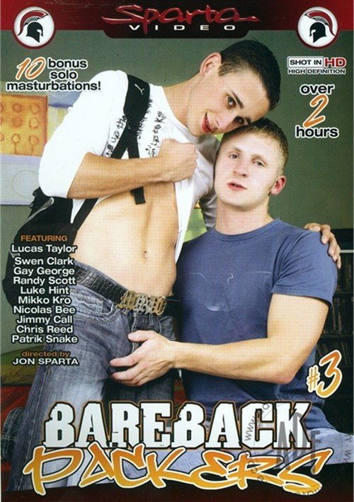 Bareback Packers #3 Boxcover