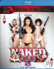 Naked Aces 3 Blu-ray