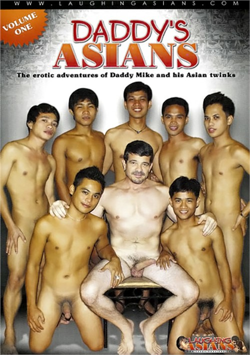 Daddys Asians 1 Cover Front