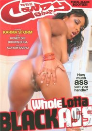 Whole Lotta Black Ass Porn Video