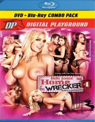 Home Wrecker 4 (DVD + Blu-ray Combo) Blu-ray Movie